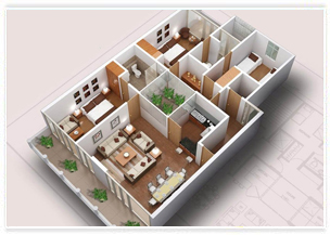 3d Animation Development Company Architectural Animations
